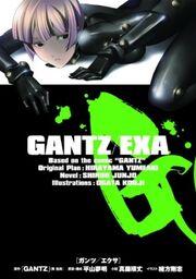 Gantz exa cover