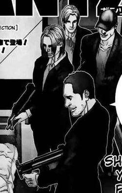 Group of Vampires