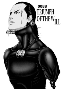 Gantz 08x06 -088- chapter cover