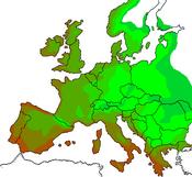 EU Hardiness 5 to 10