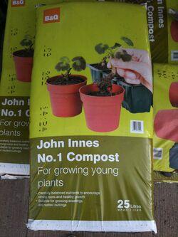 John innes no.1 compost