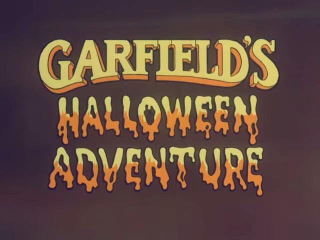 Garfield's Halloween Adventure - Garfield Wiki - Wikia