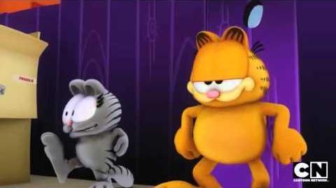 Mongolian Monster Fleas The Garfield Show Cartoon Network