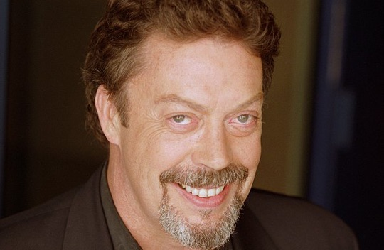 from Jabari tim curry and gay
