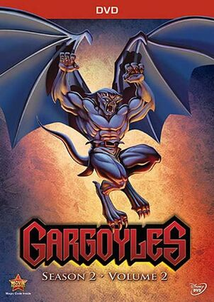 Gargoyles Season Two Volume Two DVD
