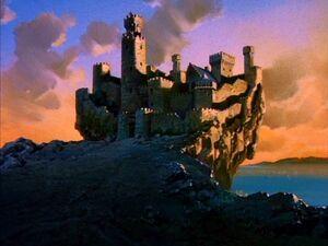 CastleWyvern