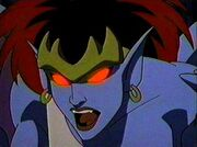 Demona red eye