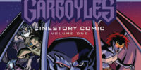 Disney's Gargoyles Cinestory: Volume 1