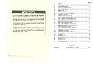 M95 Manual ToC