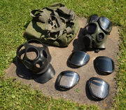 M40A2 & MCU-2P Gas Masks (3)