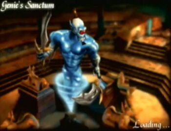 Genie's Sanctum