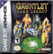 Gauntlet06DL Render Cover GameBoyAdvance