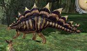Stegosaurus (lvl 99)