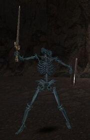 Frozen Skullic Warrior (lvl 93)