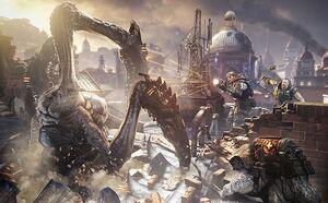 Gears of War Overrun