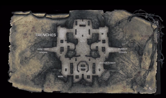 Gears Of War 3 Trenches