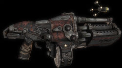 Gow-boomshot&projectile