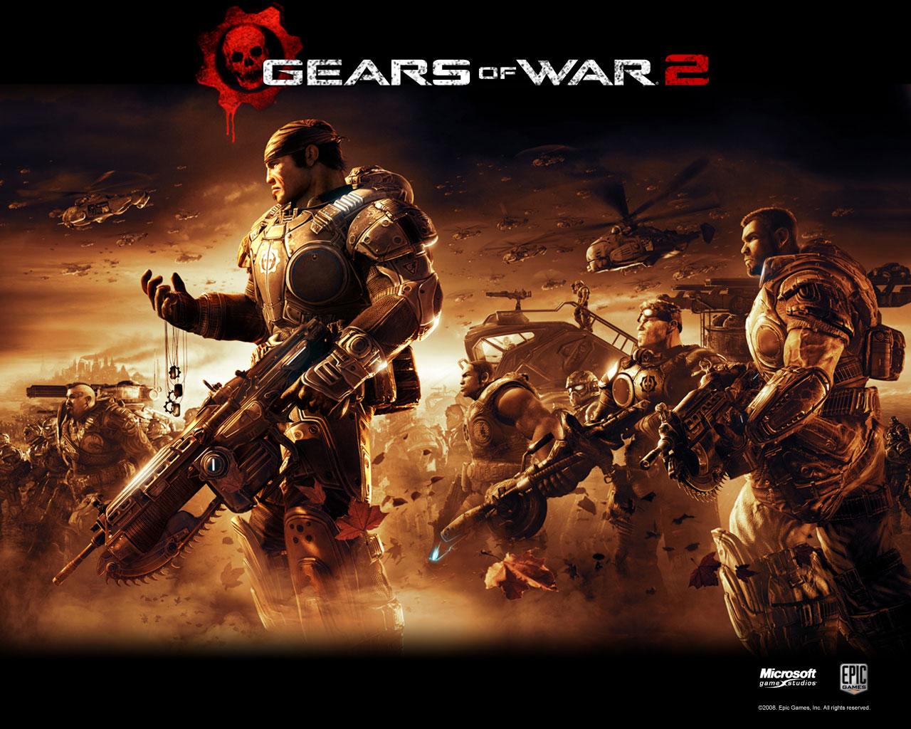 Resultat d'imatges de gears of war 2
