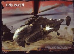 King Raven Chopper