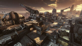 Jacinto Gears Of War 3