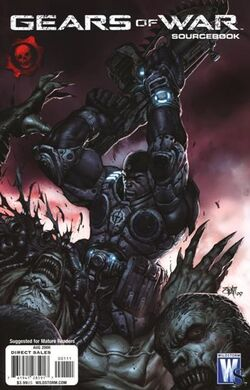 Gears Of war Sourcebook Cover