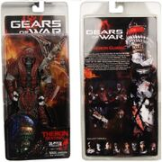 Theron Sentinel (Action Figure) Series Two in box (Front and back).