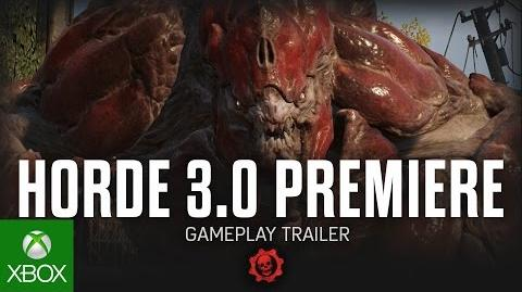 Gears of War 4 - Horde 3.0 Premiere