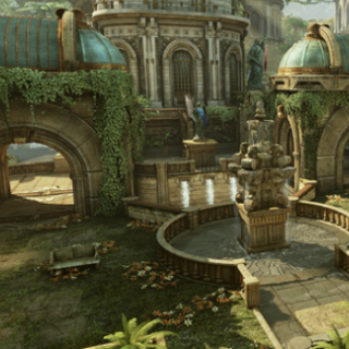 Vista del Mapa Azura