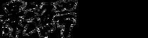 Kagewani Wordmark