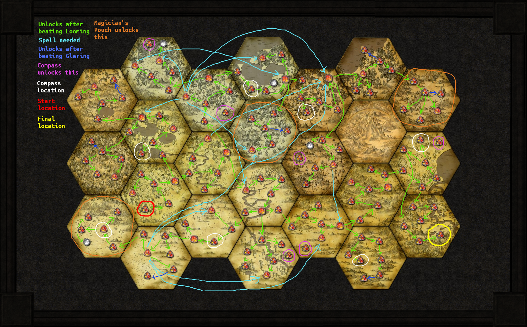 list of fields in gemcraft chapter 2 gemcraft wiki
