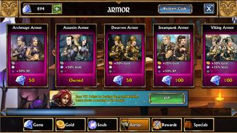 Armor Shop