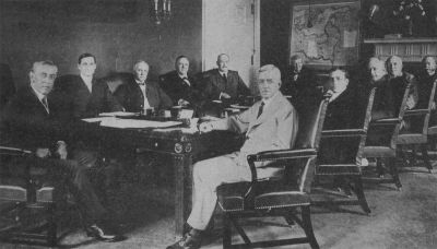 Wilson Cabinet 2