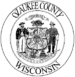 Ozaukee County, Wisconsin seal