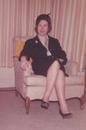 Ruth Eleanor Borland circa 1970