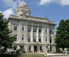 Jasper County, Iowa Courthouse
