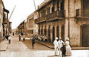 Colonial Saint Louis