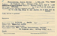 FreudenbergLouisJulius 1918 NJ death