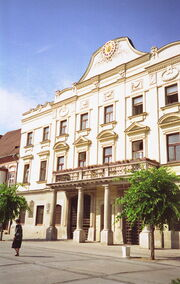 Slovakia Trnava Town Hall