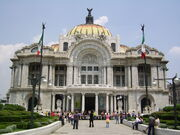 Palacio de las Bellas Artes (Mexico City)