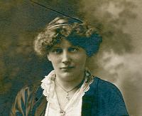 Pedersen-Inga 1913 circa crop