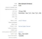Winblad-OttoEdward 1892 birth