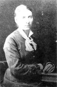 Johanna Winblad (1859-1916) circa 1900-1910