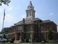 Carroll county kentucky courthouse