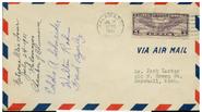 Schneider-EddieAugust airmail 1931July14