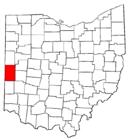 Ohio Darke County