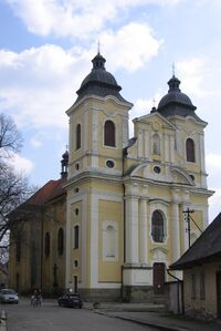 Kostelec nad Orlicí - St. George's Church