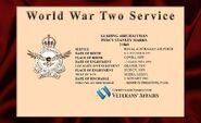 Percy Stanley Marks (1911-1988) RAAF Certificate