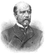 Carl Gustaf Axel Örbom (1836-1889) portrait