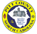 Pitt County, North Carolina seal
