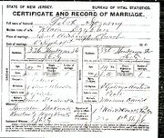 Felix Szczesny Clara Dzyban Marriage Record